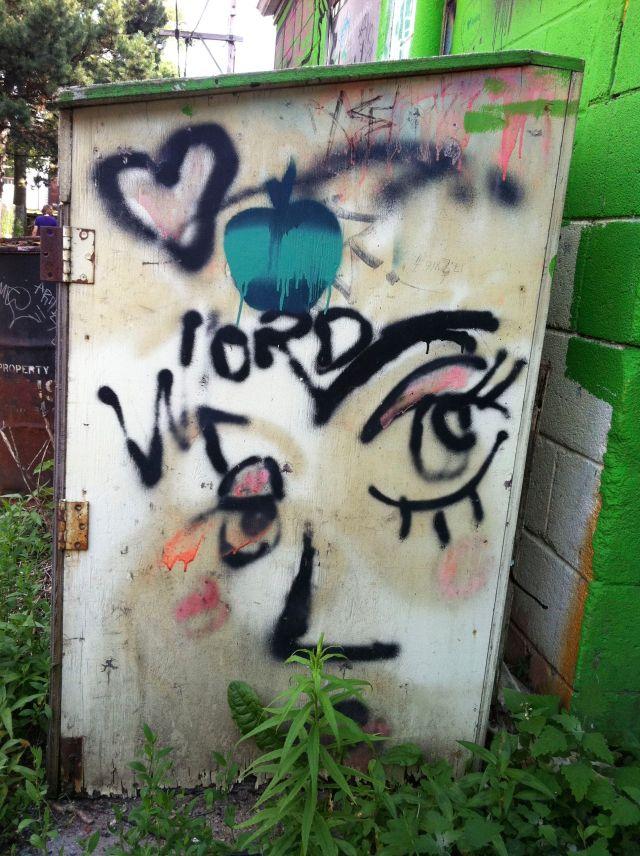 alley heart