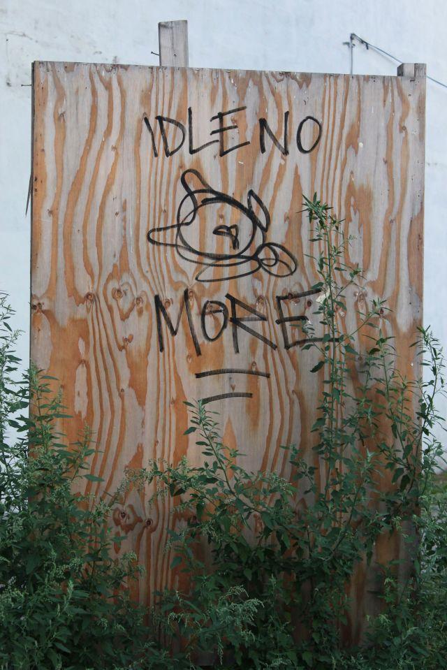 IDM Graffiti