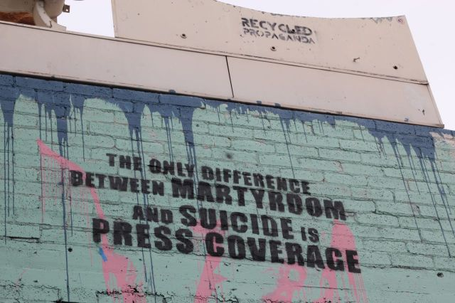 martyrdomsuicide