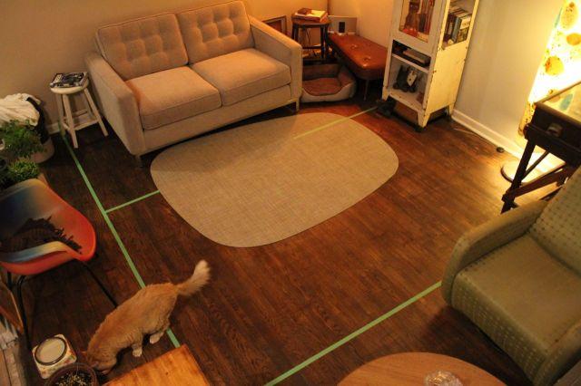 100 square feet