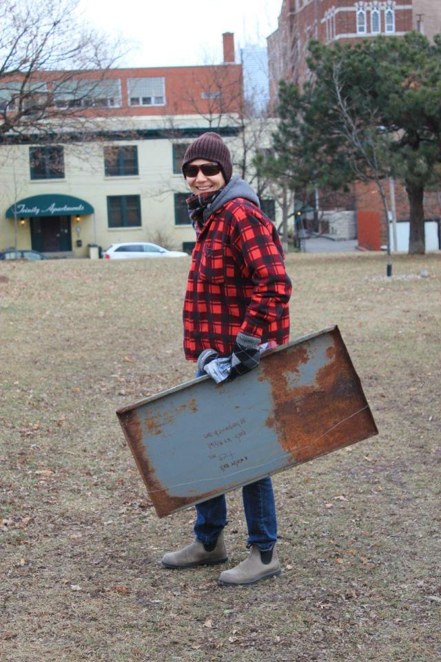 Prairie art in the park-3