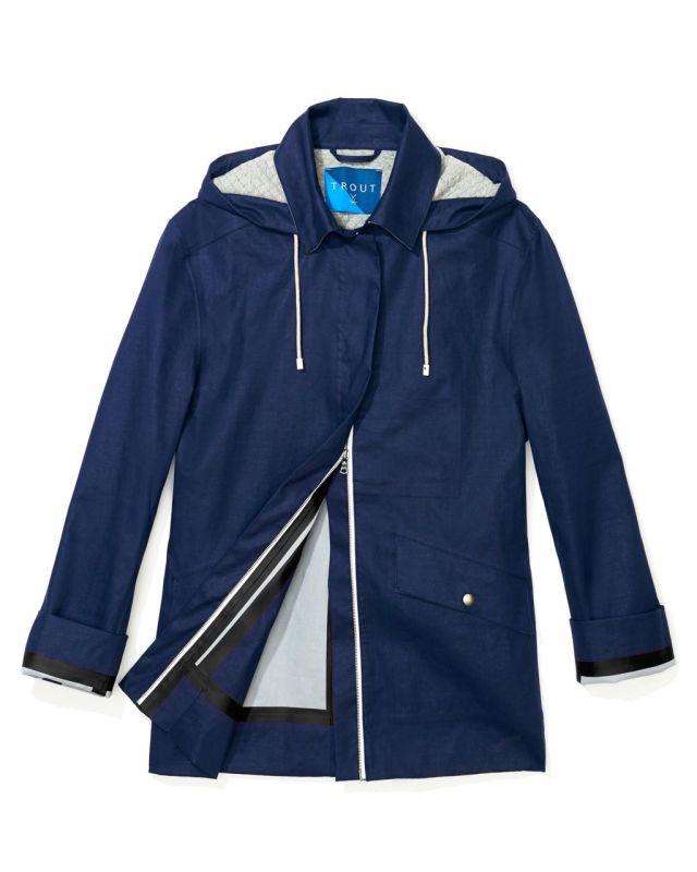 trout rain jacket